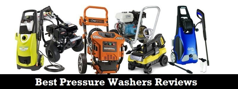 Best Pressure Washer Reviews 2018 – Ultimate Buyers Guide