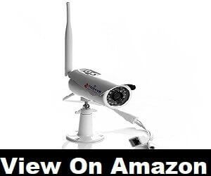 high resolution night vision security camera