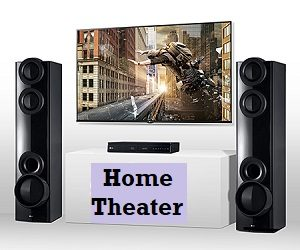 Top rated Home Theater in 2018