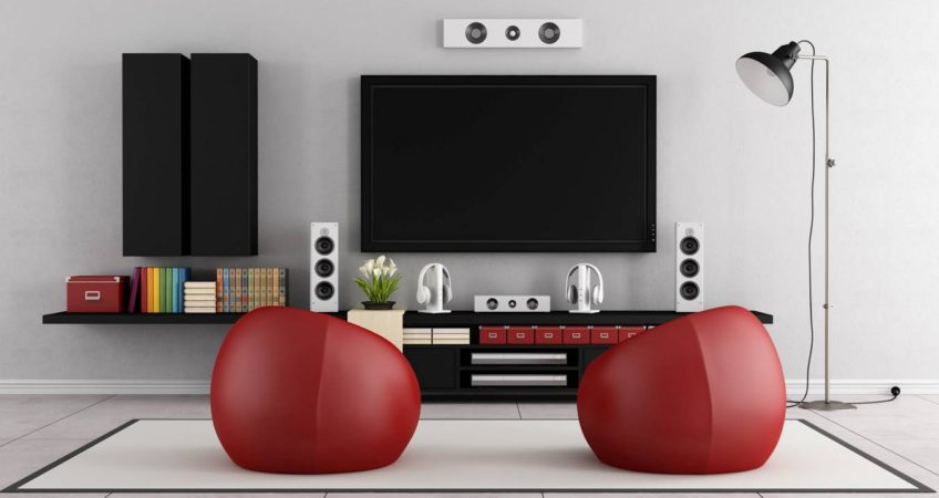 Home Theater System in 2018