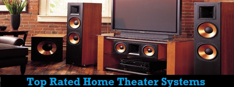 Top Rated Home Theater System in 2018 – Reviewed