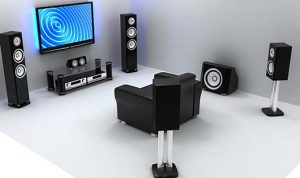 Home Theater system Under 500 Budget