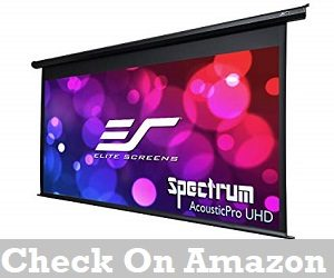 Best 125 inch Projector Screen reviews