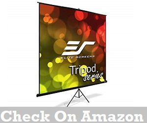 Best portable projector screen reviews