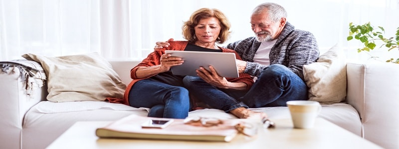 best tablet for elderly parents