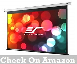 Best 120 Inch Motorized Projector Screen