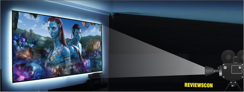 10 Best Fixed Projector Screens 2018 (Reviews & Ultimate Guide)