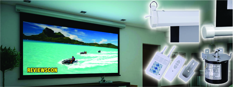 Cheap Electric Projector Screen Reviews