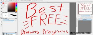 Free Software For Graphic Designing – 15 Best Drawing Software