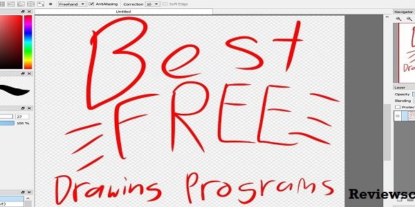 Best Free Drawing Software For Tablets And PC