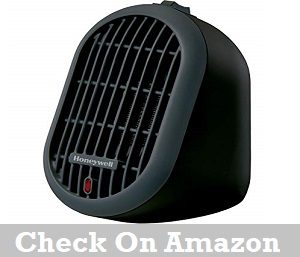 Honeywell HCE100B heater review