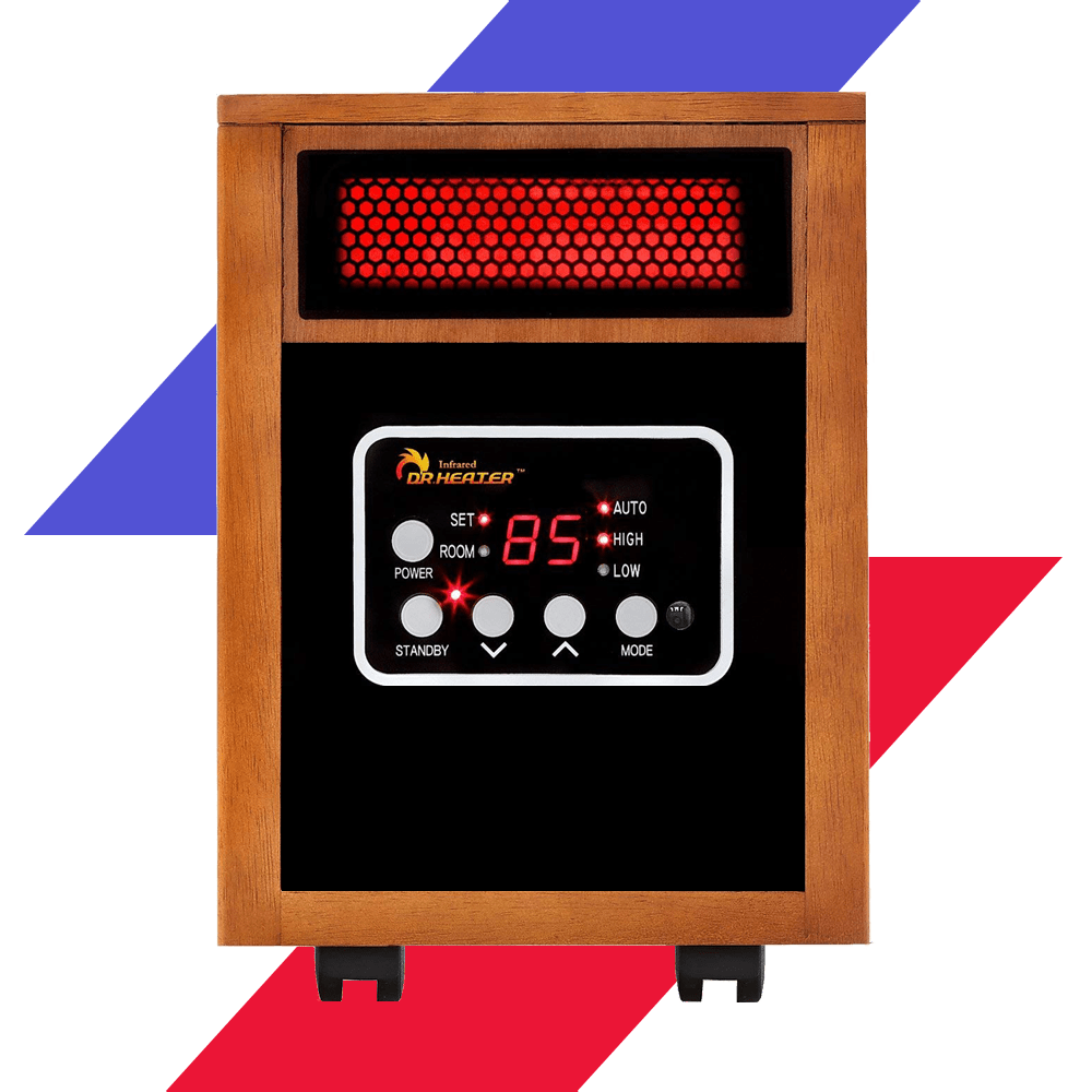 Dr. Heater DR968 Review