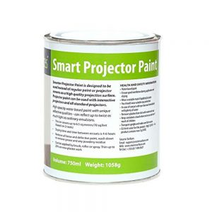 Projector Screen Paint Review