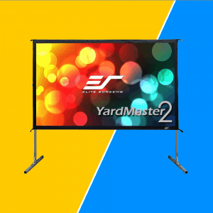 Best Projector screen For Large Room