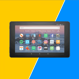 best tablet for seniors to play games