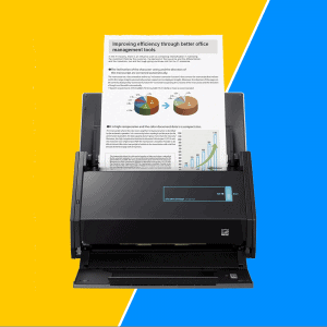 Affordable Document Scanner