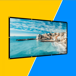 Outdoor Screen For Home Cinema Review