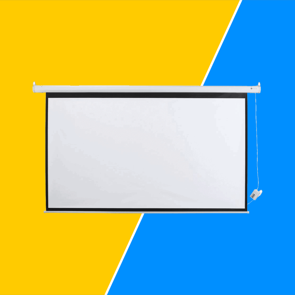 Best 100 Inch Motorized Screen