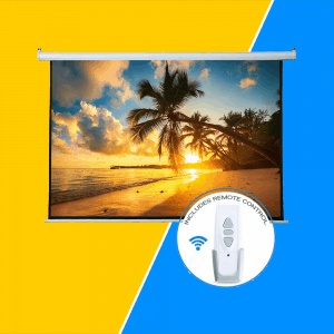 Motorized Projector Screen Reviews