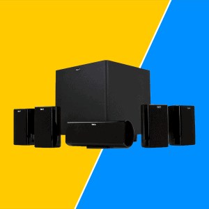 Affordable Home Theater System