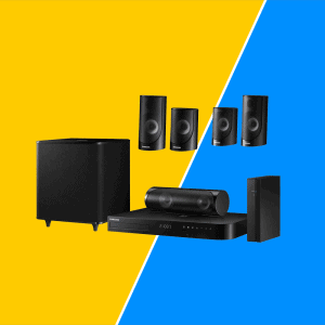Home Theater System under budget