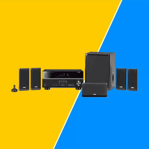 Best Yamaha Home Theater System