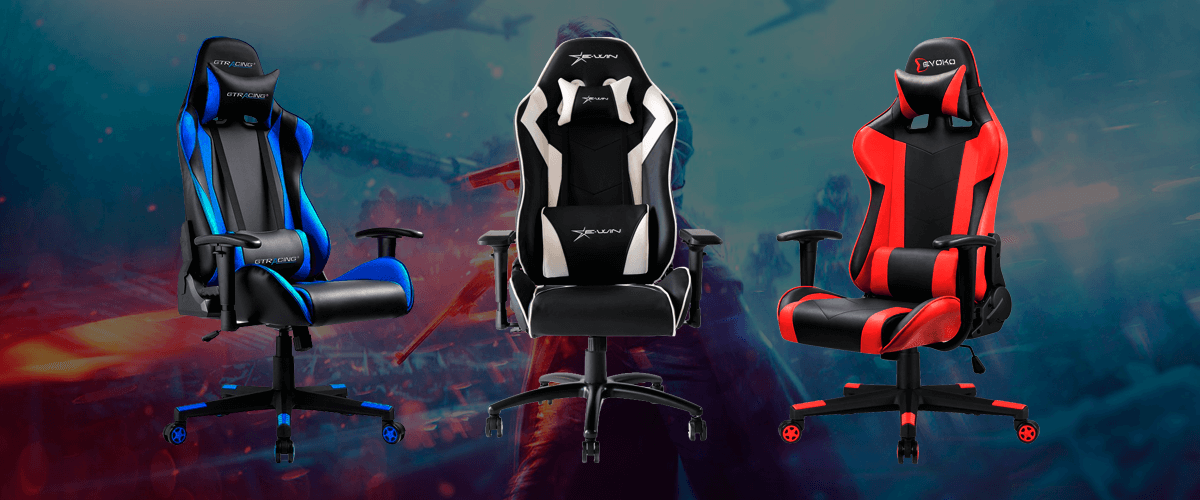Sensational Best Gaming Chairs Of 2019 Choice Of Enthusiast Gamers Evergreenethics Interior Chair Design Evergreenethicsorg