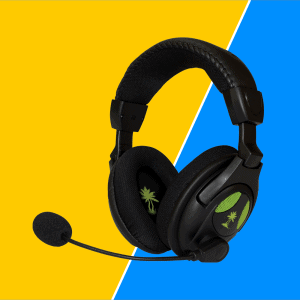 Amplified Stereo Gaming Headset