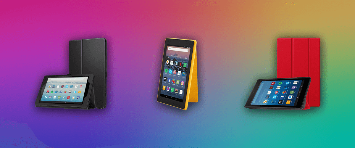Amazon Fire HD Cases and Covers