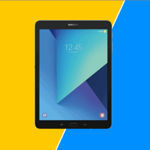 Use of Samsung Galaxy Tab S3 for Students