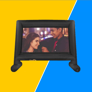 Best Outdoor Screen For Couples