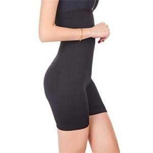 Mid-Thigh Body Shaper Bodysuit