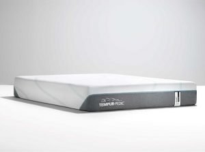 Medium-feel hybrid foam mattress