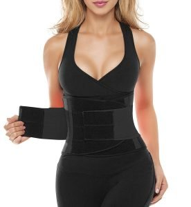 Belly Wrap Trimmer Slimmer