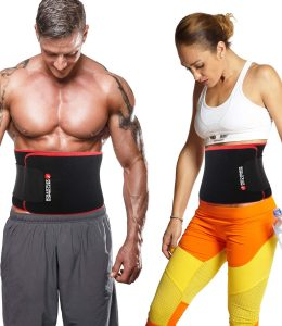 Athletics Waist Trimmer Ab Belt