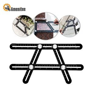 Amenitee Multi-Angle Measuring Ruler Review