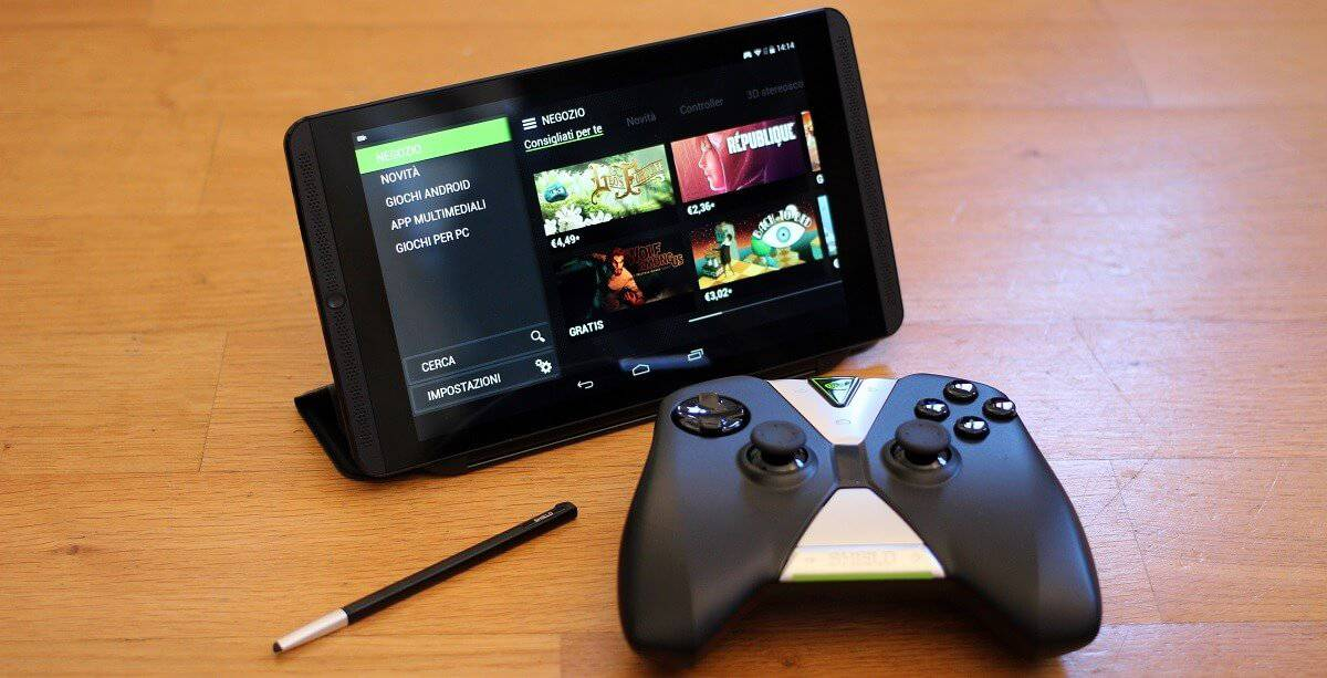 Gaming Tablet For Gamers