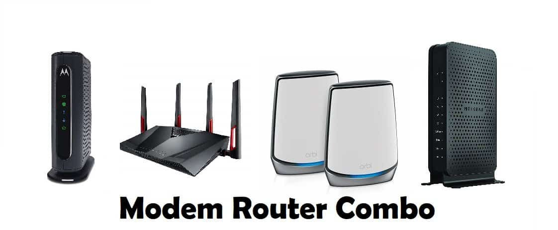 Best Combo Routers