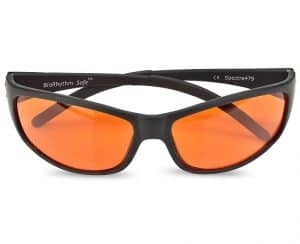 Special Orange Tinted Glasses