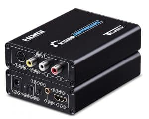 Audio to HDMI Converter Adapter
