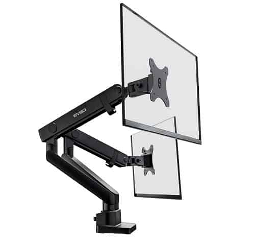 Monitor Arms for Dual Screens