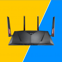 ASUS RT-AC88U WiFi Router