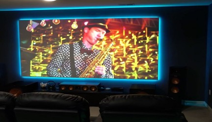 How to Install a Home Theater Projector and Screen
